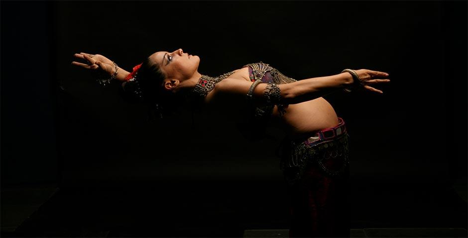 clases de baile oriental