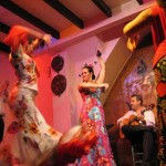 bailar sevillanas en madrid centro