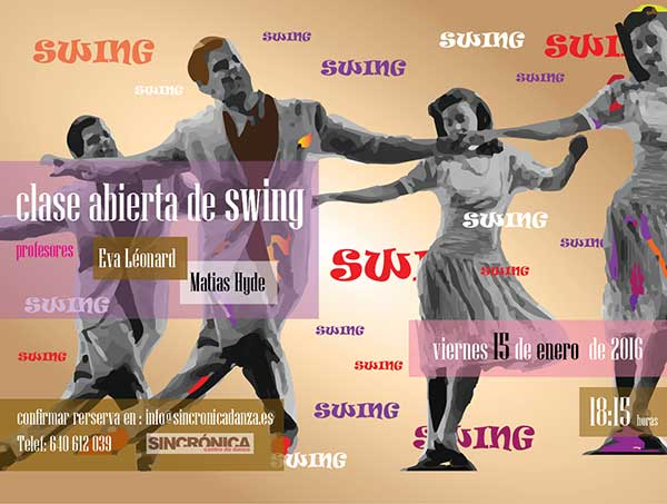 swing en madrid