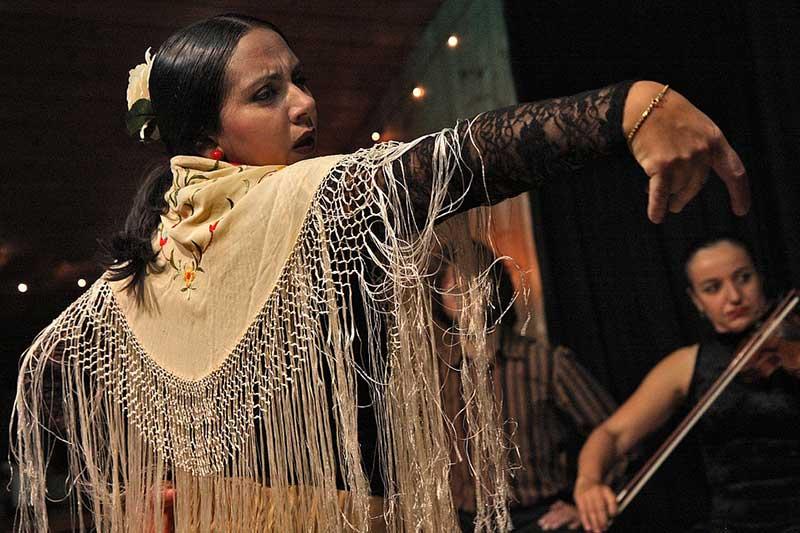 Clases de flamenco en Madrid