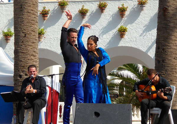 Escuela Flamenco Madrid