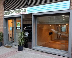Clases de zumba en Madrid sincrónica Danza