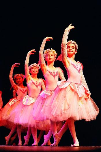Escuela de Danza niños