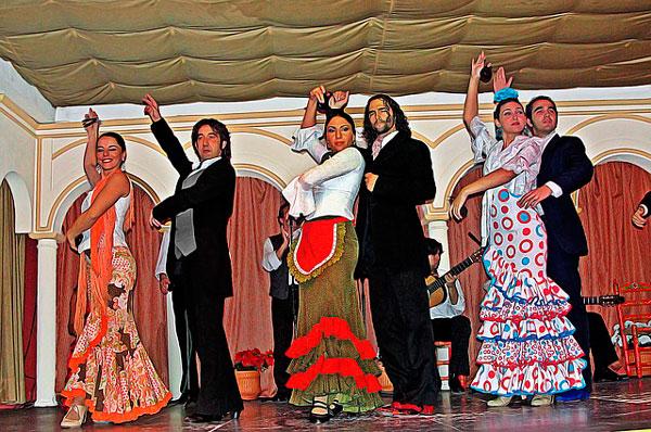 aprender danzas espanolas