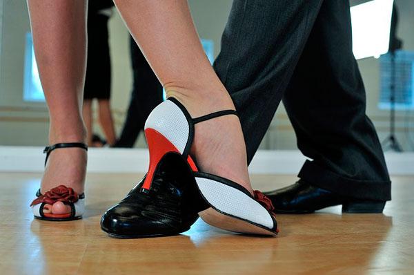 lesiones de los bailarines