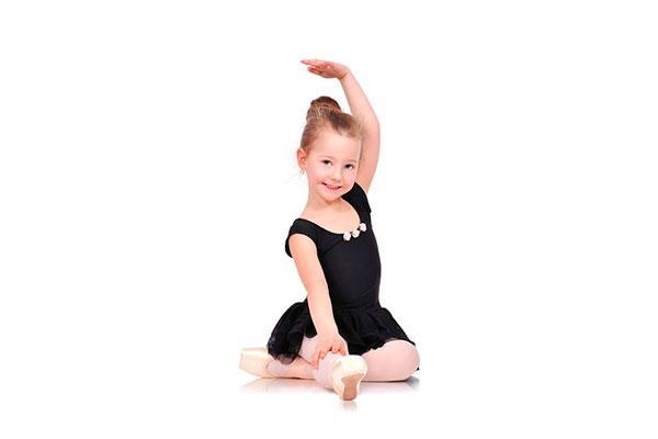 cómo enseñar a bailar a un niño
