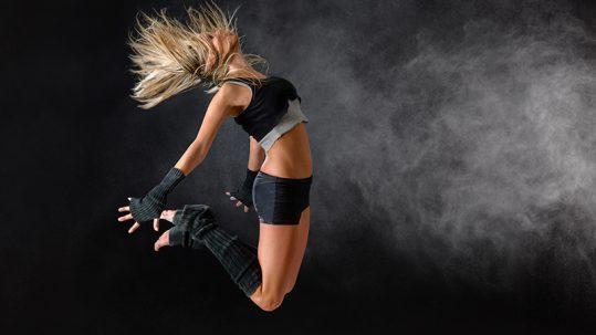 bailar para hacer deporte