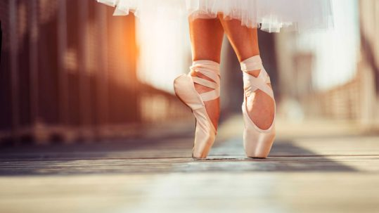 practicar ballet para mejorar tu condición física
