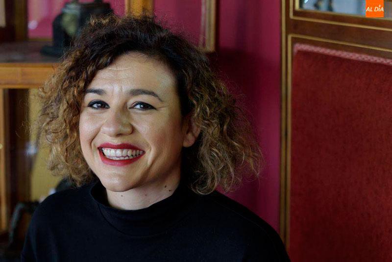 Entrevista a Alicia Almeida