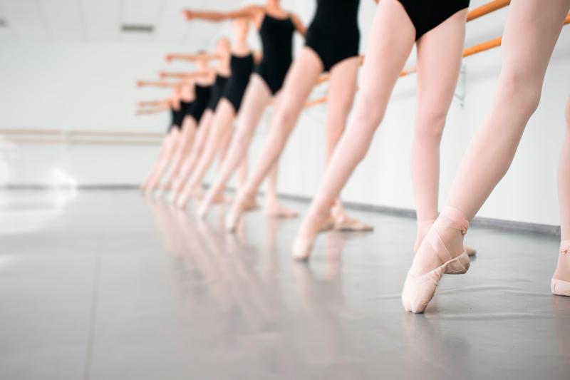 Comenzar las clases de danza clásica