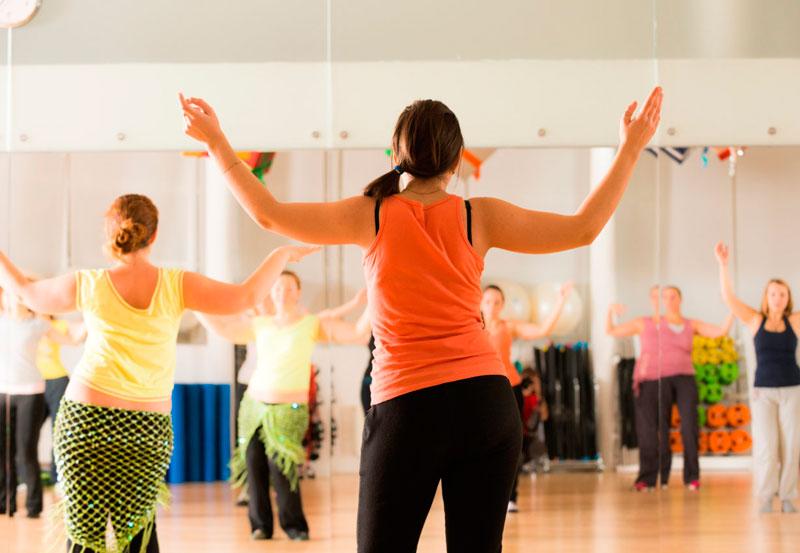 apuntarse a una academia de baile