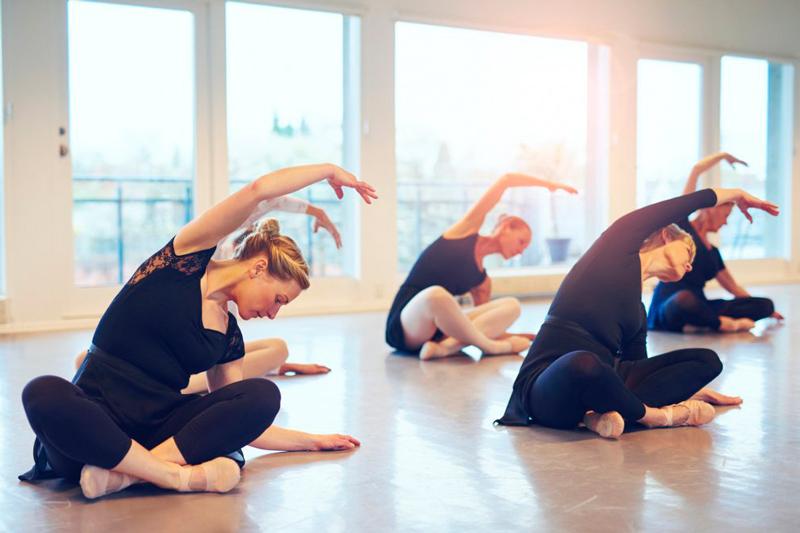 aprender ballet siendo adulto